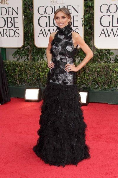 2012 golden globe awards worst dressed Giuliana Rancic