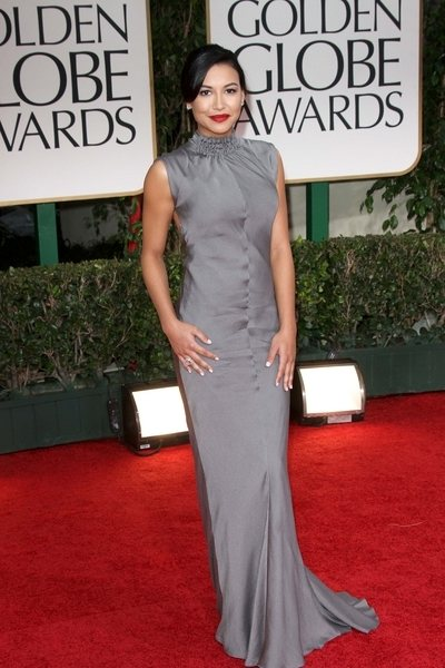 2012 golden globe awards worst dressed Naya Rivera