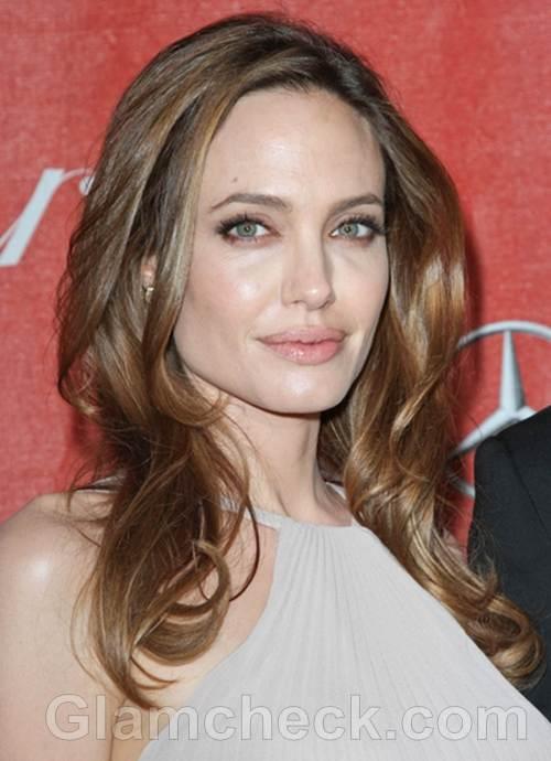 Angeline Jolie IFFA Gala