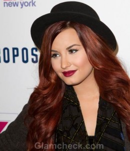 Demi Lovato splits from Valderrama