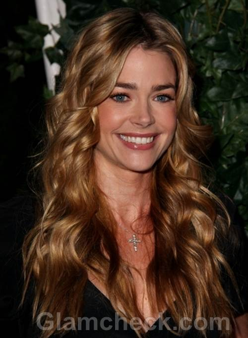 Denise Richards To Launch Range of Haircare Products