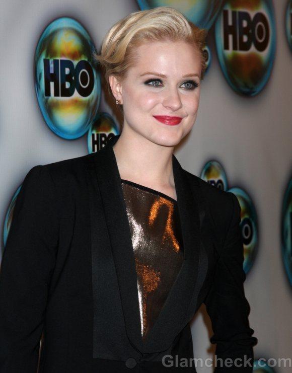 Evan Rachel Wood  2012 Golden Globes Afterparty