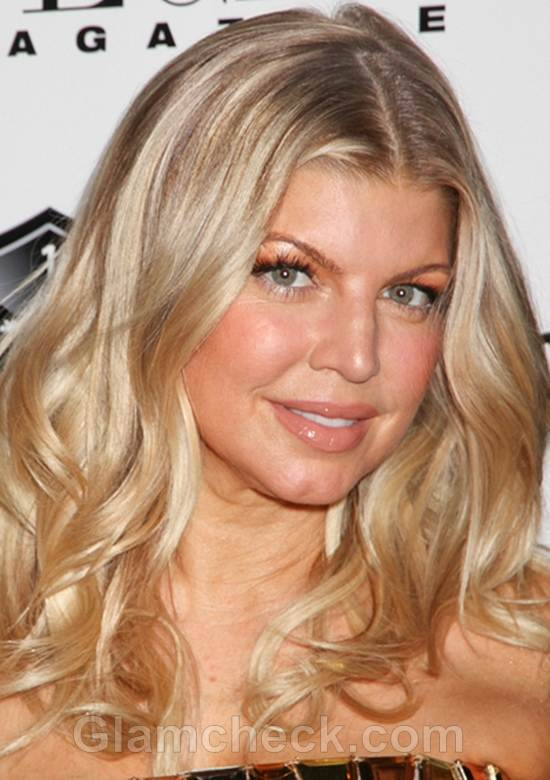 Fergie Dazzles at New Years Eve bash