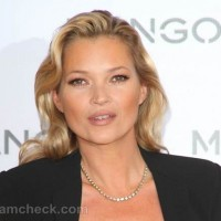 Kate Moss New Face of MANGO