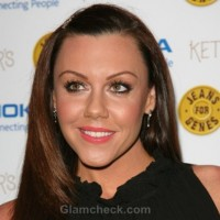 Michelle Heaton Delivers Baby Girl