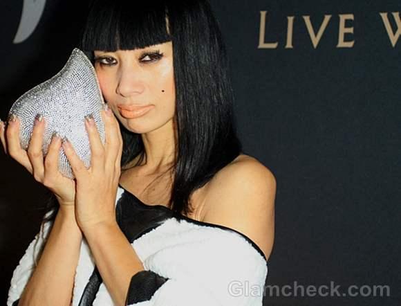 Bai Ling Pre-Oscar Gala