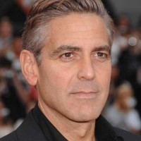 George Clooney Fundraising Drive
