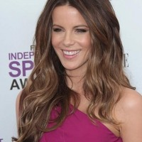 Kate Beckinsale 2012 Independent Spirit Awards