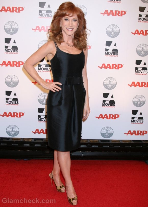 Kathy Griffin  Movies for Grownups Awards