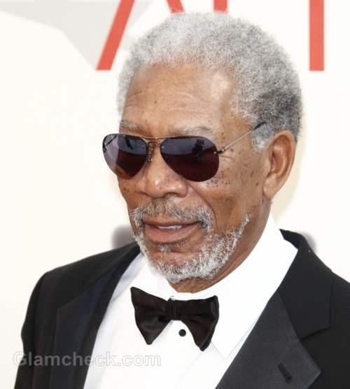 Morgan Freeman  Honored With Lifetime Achievement Award