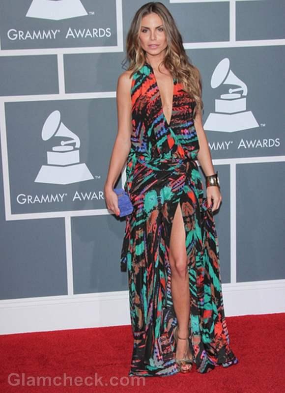 Nina Senicar  2012 Grammy Awards