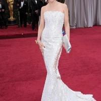 Oscars 2012 best dressed Li Bing Bing