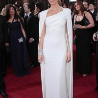 Oscars 2012 celebrities white gowns Gwyneth Paltrow