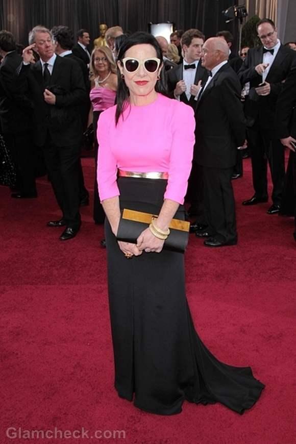 Oscars 2012 worst dressed Arianne Phillips