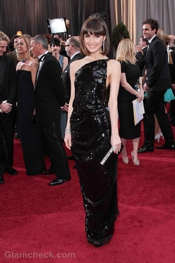 Oscars 2012 worst dressed Rose Byrne