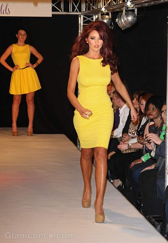 Amy childs s-s 2012 collection-2