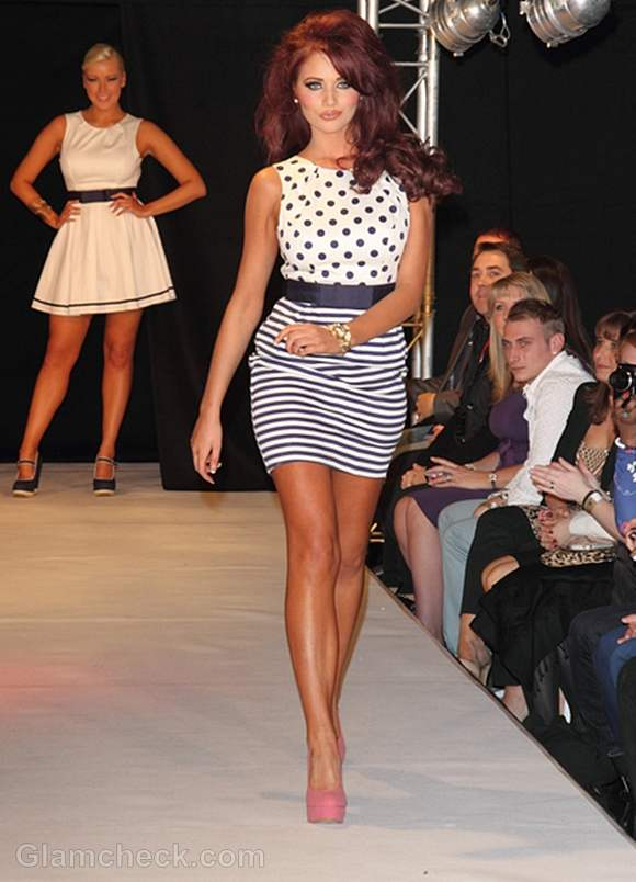 Amy childs s-s 2012 collection