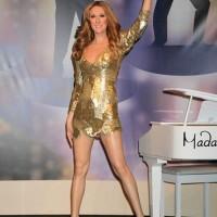 Celine Dion Wax Figure