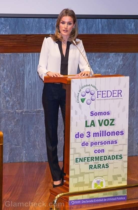 Princess Letizia Ortiz of Spain