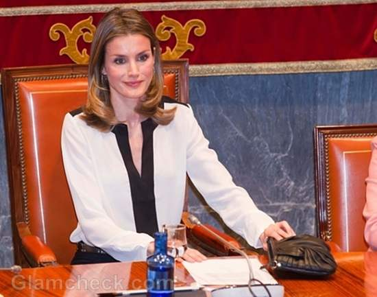Princess Letizia Ortiz