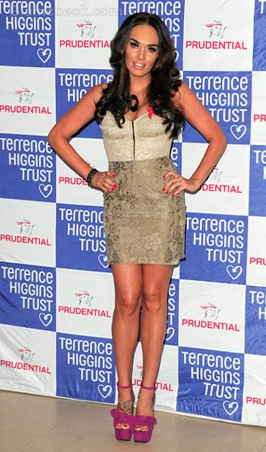 Tamara Ecclestone Ravishing in Strapless Gold Dress