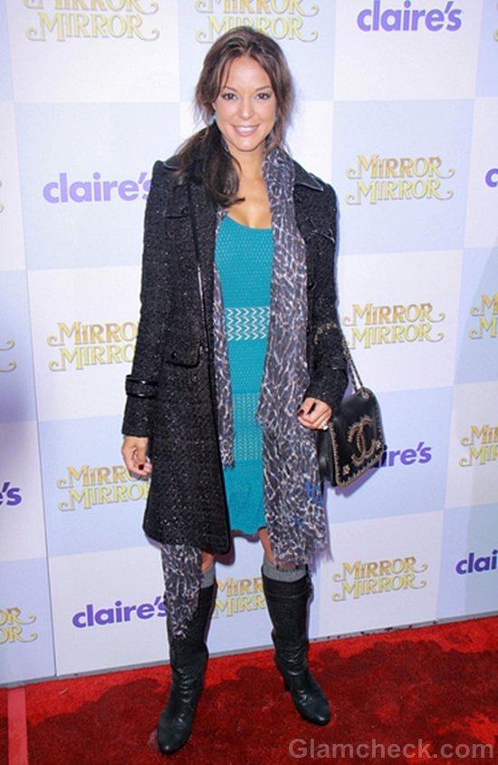 worst dressed celebrities Eva Larue