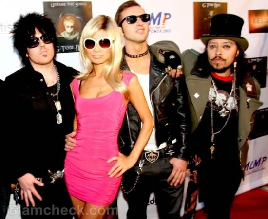 Bai Ling at Untame the Songs CD Release