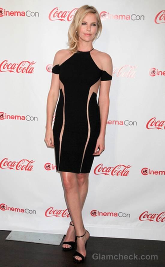 Charlize Theron CinemaCon 2012 Awards Ceremony