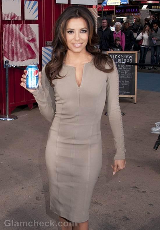 Eva Longoria Launches the Pepsi Next Drink it to Believe it Campaign