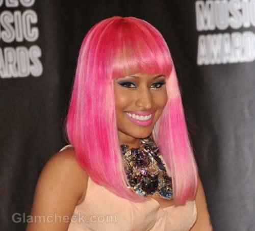 Nicki Minaj First Perfume