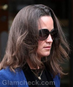 Pippa may be arrested for alleged public gun-toting