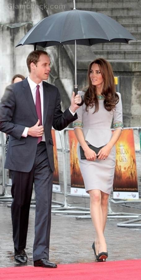 Royal Couple African Cats Premiere