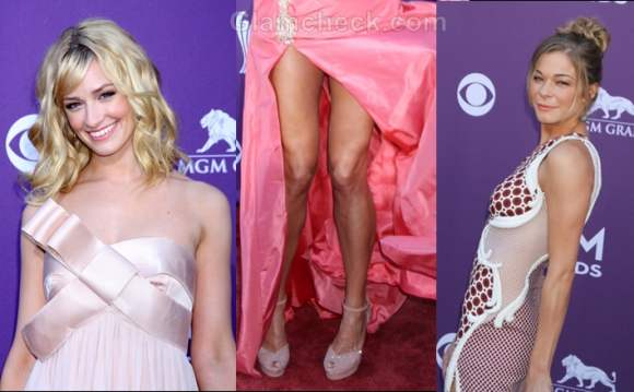 Worst dressed celebs at country music awards 2012