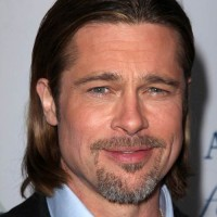 Brad Pitt the First-ever Male Face of Chanel N5