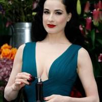Dita Von Teese Perfume Launch