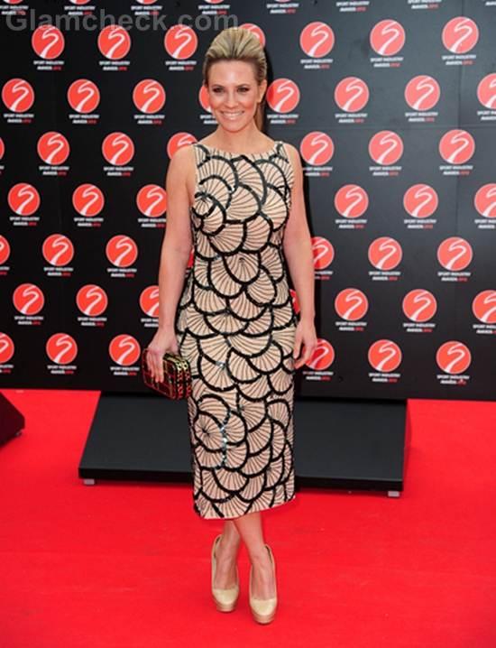 Georgie Thompson Sport Industry Awards 2012