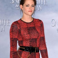 Kristen Stewart Snow White and the Huntsman Photocall