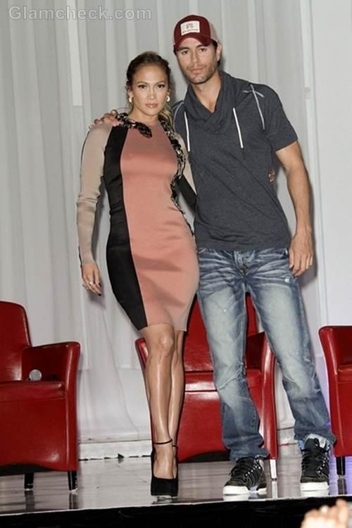 Lopez Iglesias MEGA 2012 Tour Press Conference