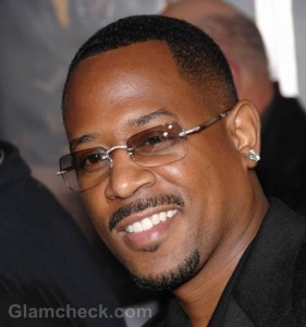 Martin Lawrence Getting a Divorce