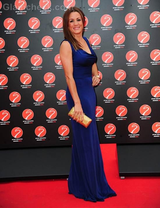 Natalie Pinkham Sport Industry Awards 2012