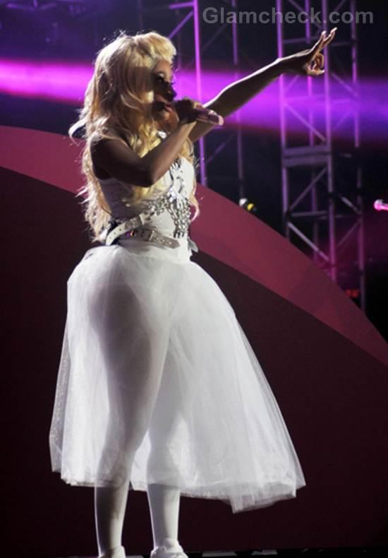 Nicki Minaj in Concert