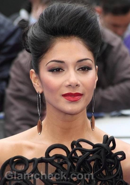 Nicole Scherzinger Men in Black III UK Premiere