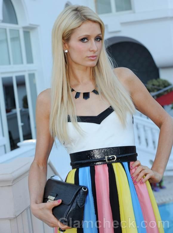 Paris Hilton 2012 cannes film festival-1