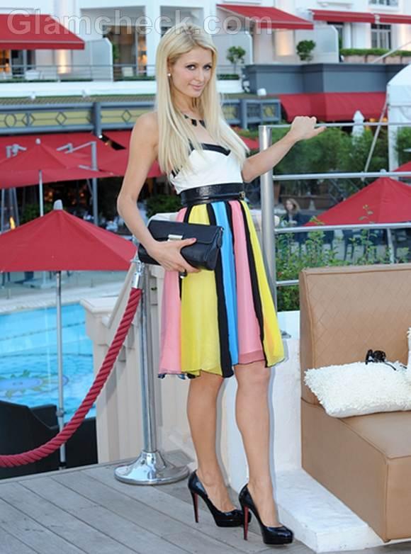 Paris Hilton 2012 cannes film festival-2