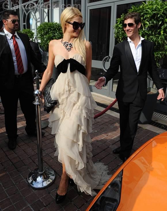 Paris Hilton 2012 cannes film festival-3