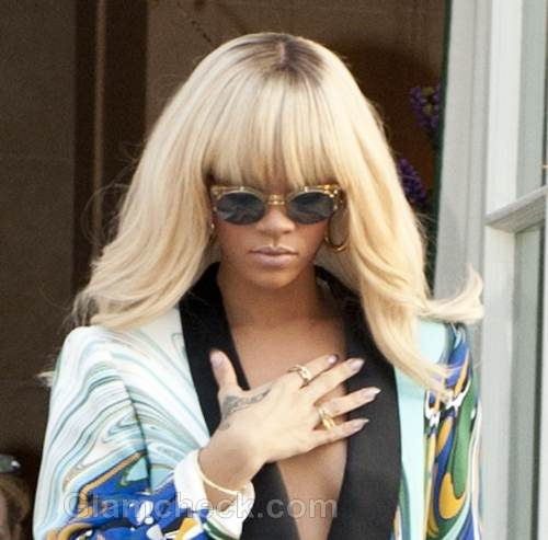 Rihanna in The Next Fast and Furious