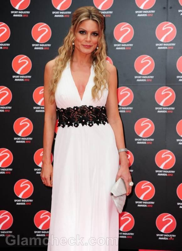 Sport Industry Awards 2012 Charlotte Jackson