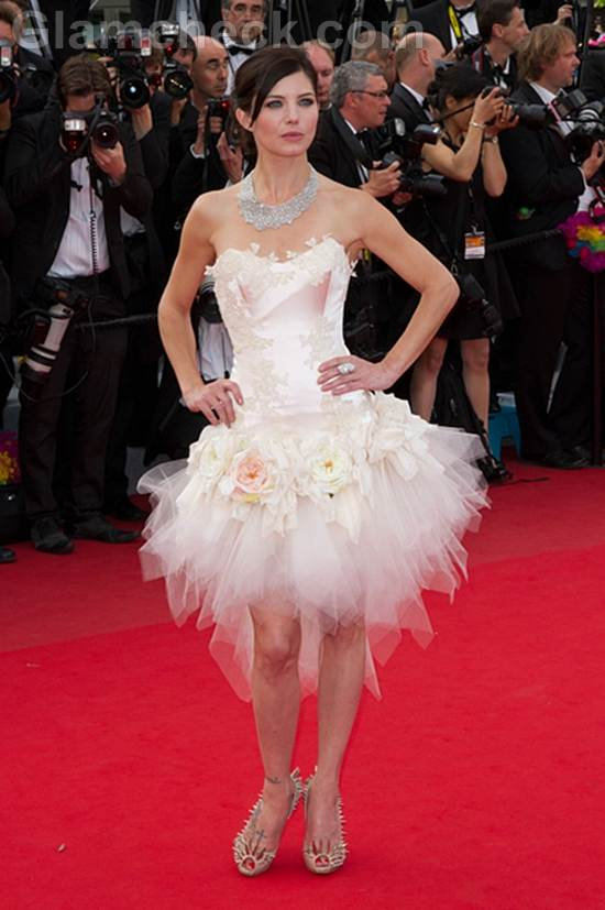red carpet gowns Cannes Film Festival 2012 -day 3 Delphine Chaneac