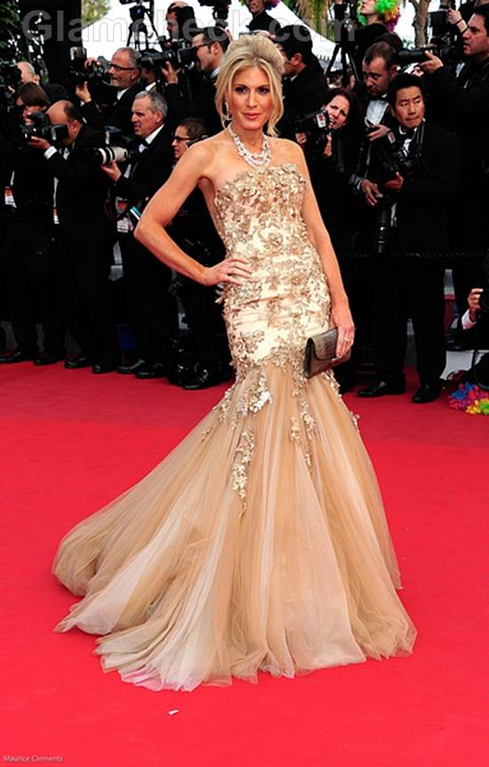 red carpet gowns Cannes Film Festival 2012 -day 3 Hofit Golan