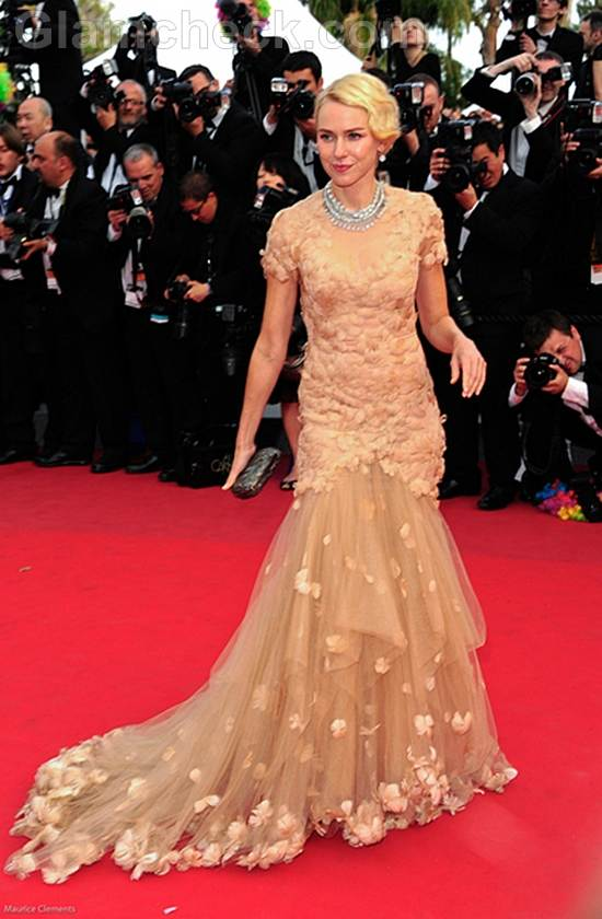 red carpet gowns Cannes Film Festival 2012 -day 3 Naomi Watts